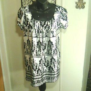 Tramp blouse size large